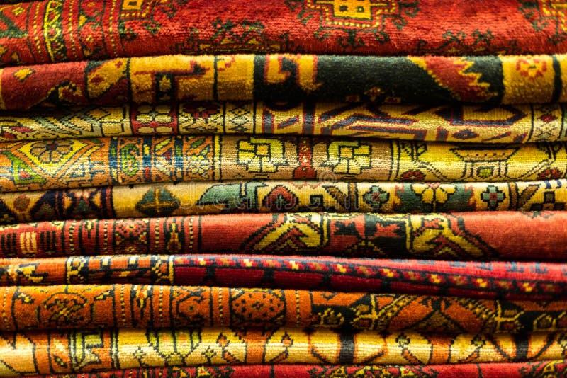 ασιατικές κουβέρτες στοκ εικόνα
