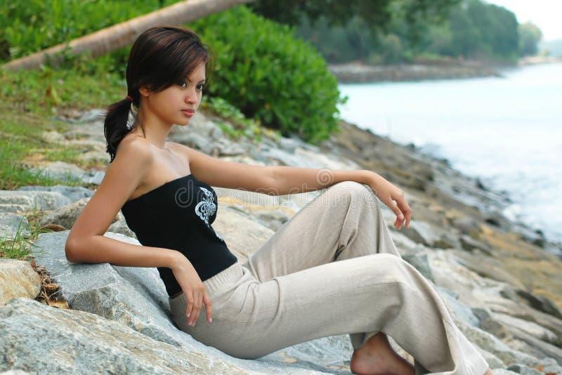 Download ασιατική γυναίκα στοκ εικόνες. εικόνα από κυρία, teens - 107706
