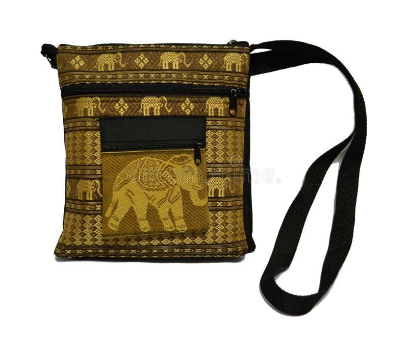 Ασιατική γυναικεία τσάντα στοκ εικόνα