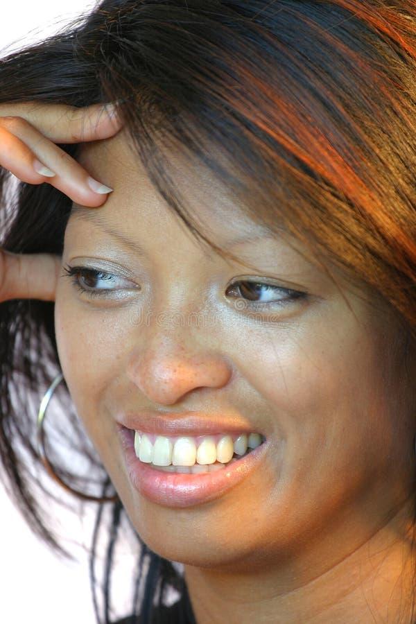 ασιατική ομορφιά στοκ φωτογραφία με δικαίωμα ελεύθερης χρήσης