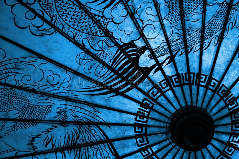 Download ασιατική ομπρέλα στοκ εικόνα. εικόνα από μακριά, πρότυπο - 90793