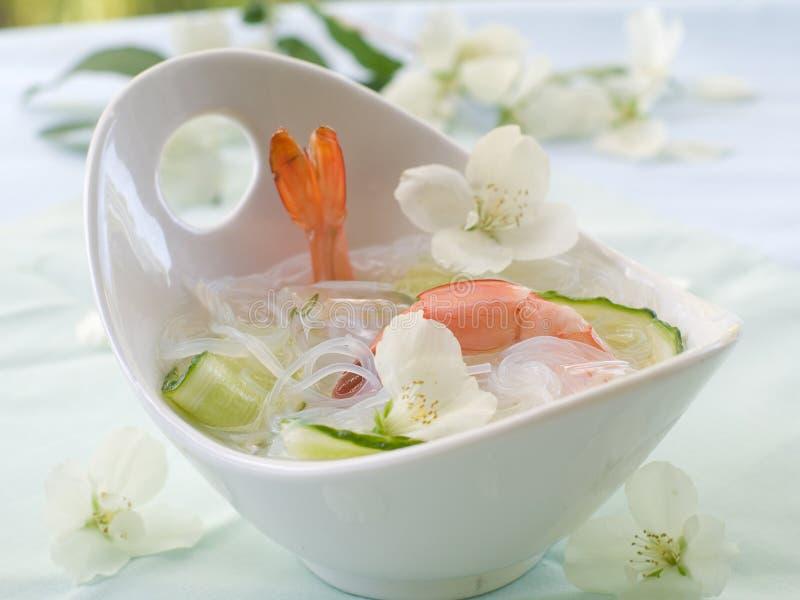 Ασιατική σούπα στοκ φωτογραφίες με δικαίωμα ελεύθερης χρήσης