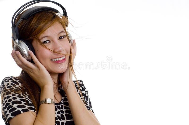 ασιατική όμορφη μουσική α&k στοκ εικόνες με δικαίωμα ελεύθερης χρήσης