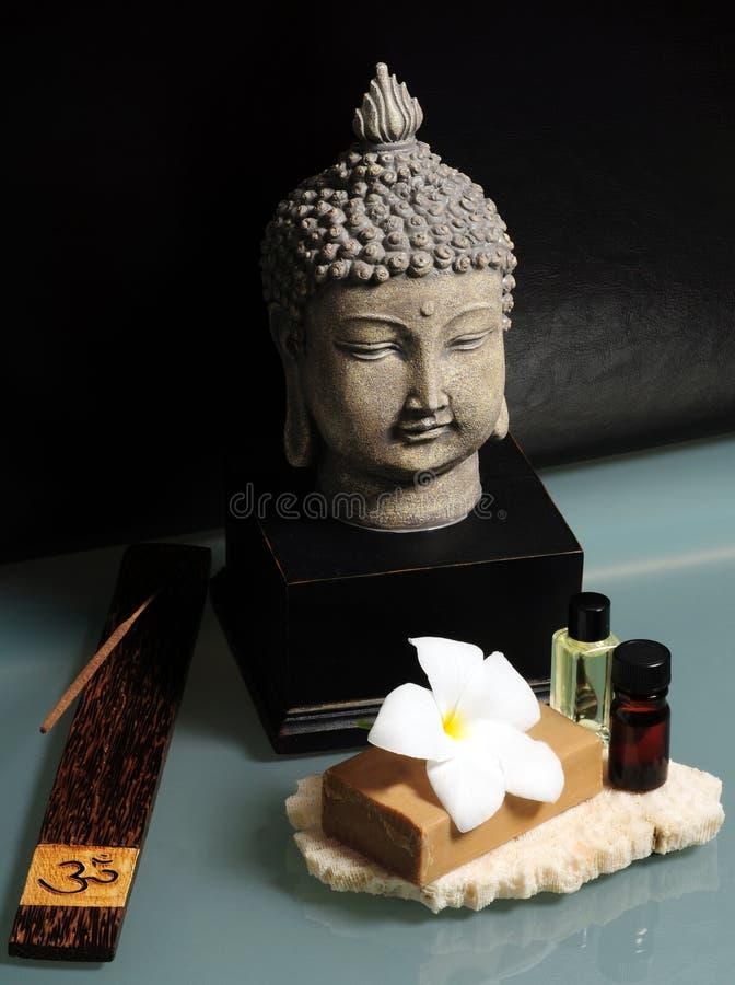 ασιατική experience spa στοκ εικόνες με δικαίωμα ελεύθερης χρήσης