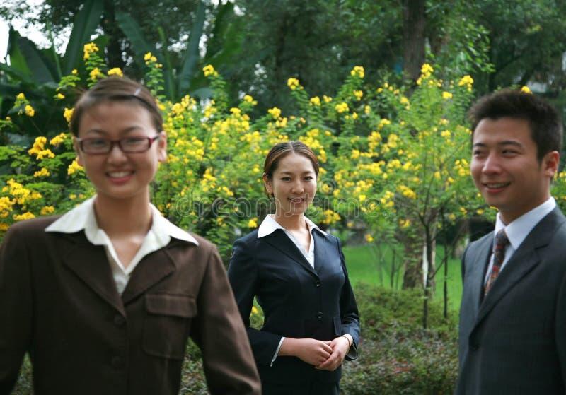 ασιατικοί επιχειρηματί&epsilon στοκ φωτογραφίες με δικαίωμα ελεύθερης χρήσης