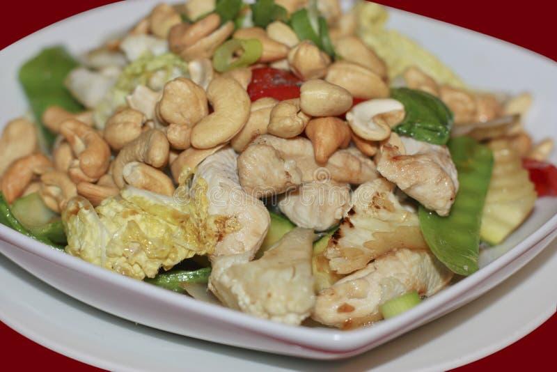 Ασιατικό γεύμα στοκ εικόνες