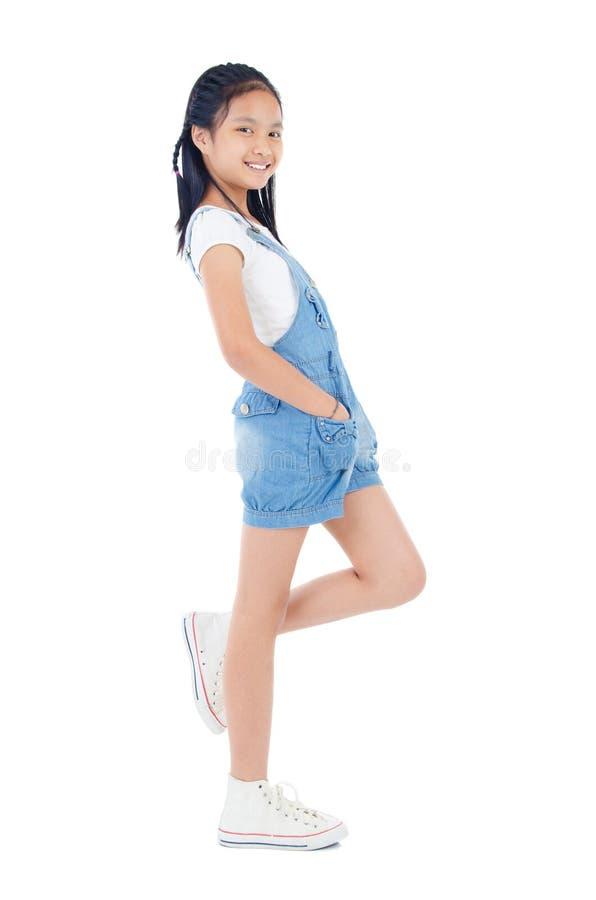 ασιατικό κορίτσι καλό στοκ εικόνες
