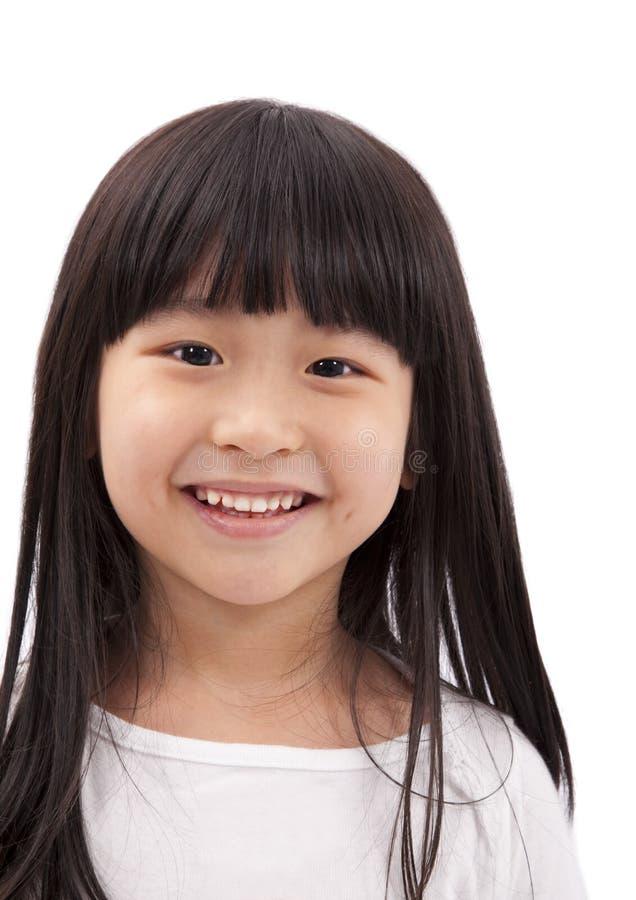 ασιατικό κορίτσι λίγο χαμ στοκ εικόνα με δικαίωμα ελεύθερης χρήσης