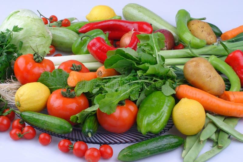 Ασιατικό υπόβαθρο λαχανικών r στοκ εικόνες με δικαίωμα ελεύθερης χρήσης