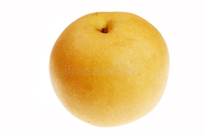 ασιατικό χρυσό αχλάδι στοκ εικόνα