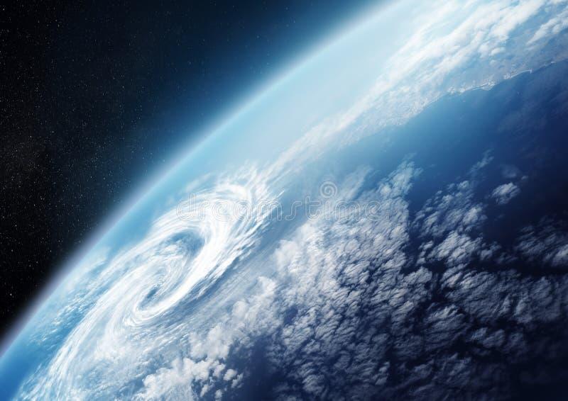 αστέρια γήινων πλήρη πλανητών ανασκόπησης απεικόνιση αποθεμάτων