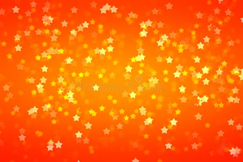 Αστέρια στο παρασκήνιο απολαμβάνουν χριστουγεννιάτικη διακόσμηση, αφηρημένο έτος στοκ φωτογραφίες με δικαίωμα ελεύθερης χρήσης