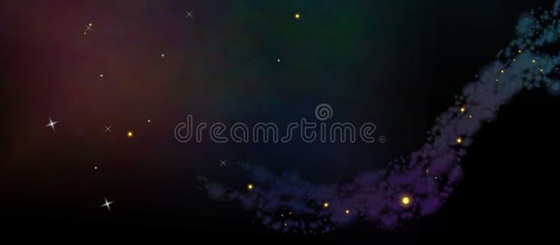 αστέρια σύννεφων στοκ εικόνες