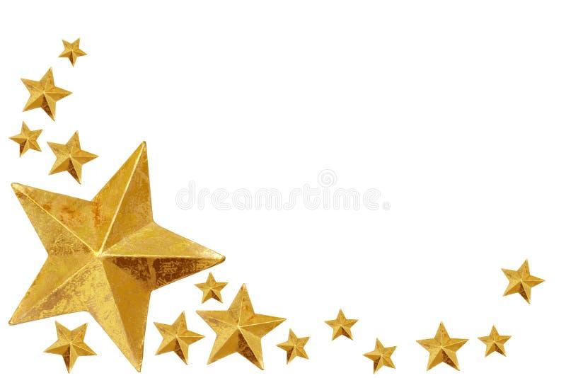 αστέρια Χριστουγέννων ελεύθερη απεικόνιση δικαιώματος
