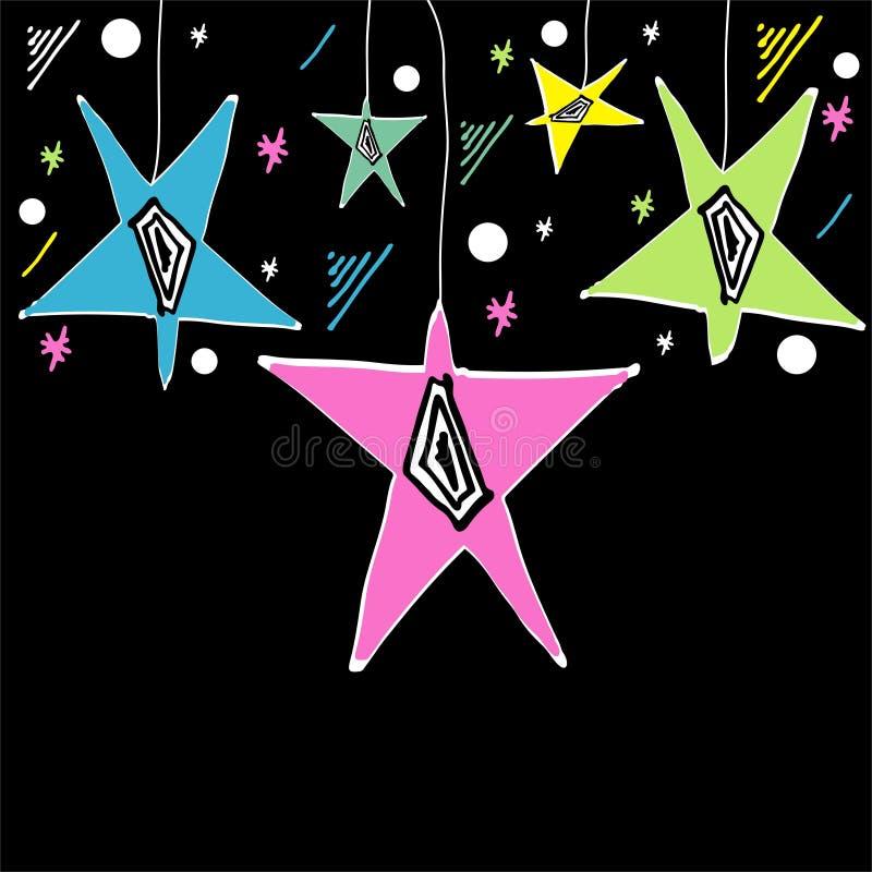 αστέρια απεικόνιση αποθεμάτων