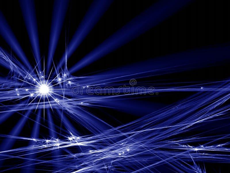 αστέρι ανασκόπησης απεικόνιση αποθεμάτων