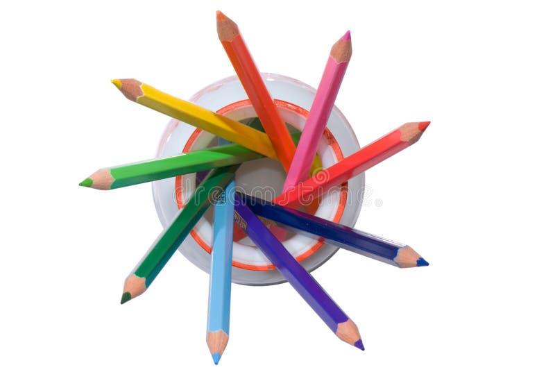 αστέρι μολυβιών στοκ φωτογραφία με δικαίωμα ελεύθερης χρήσης