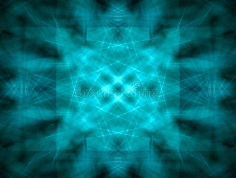 αστέρι ορθογωνίων διανυσματική απεικόνιση