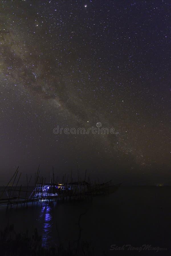 Αστέρι στο gelong στοκ φωτογραφία
