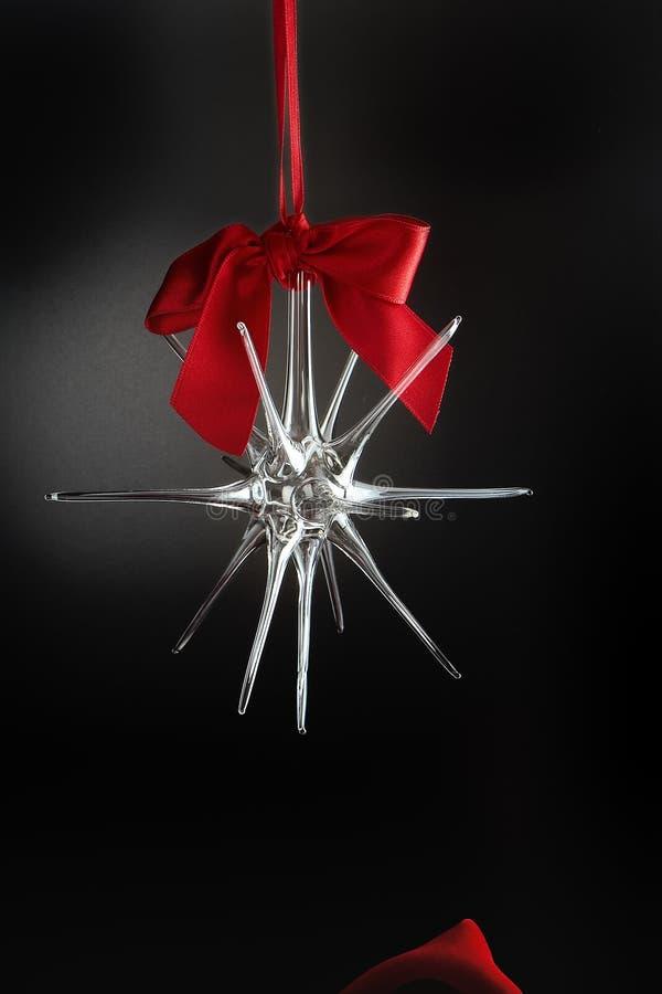 Download αστέρι Χριστουγέννων στοκ εικόνα. εικόνα από snowflake - 1547725