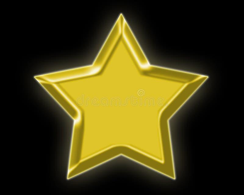 Download Αστέρι απεικόνιση αποθεμάτων. εικονογραφία από κοσμήματα - 375416