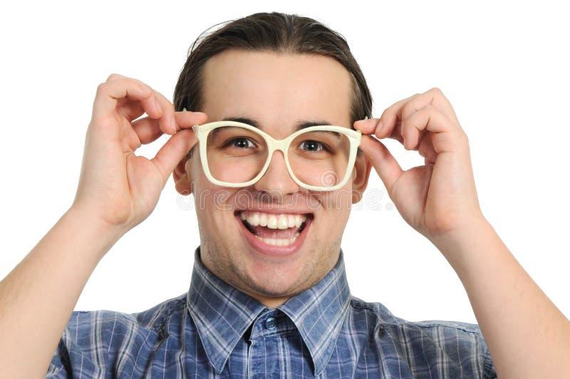 αστείο άτομο στοκ εικόνες με δικαίωμα ελεύθερης χρήσης