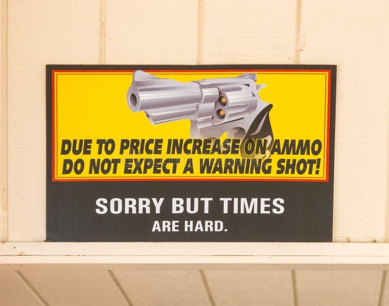 Αστείο σημάδι στοκ φωτογραφία με δικαίωμα ελεύθερης χρήσης
