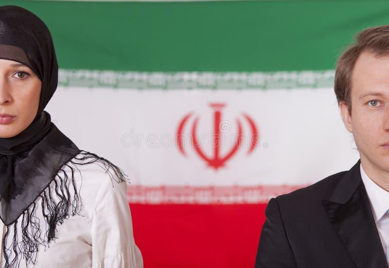 αστικά δικαιώματα του Ιρά&n στοκ εικόνα με δικαίωμα ελεύθερης χρήσης