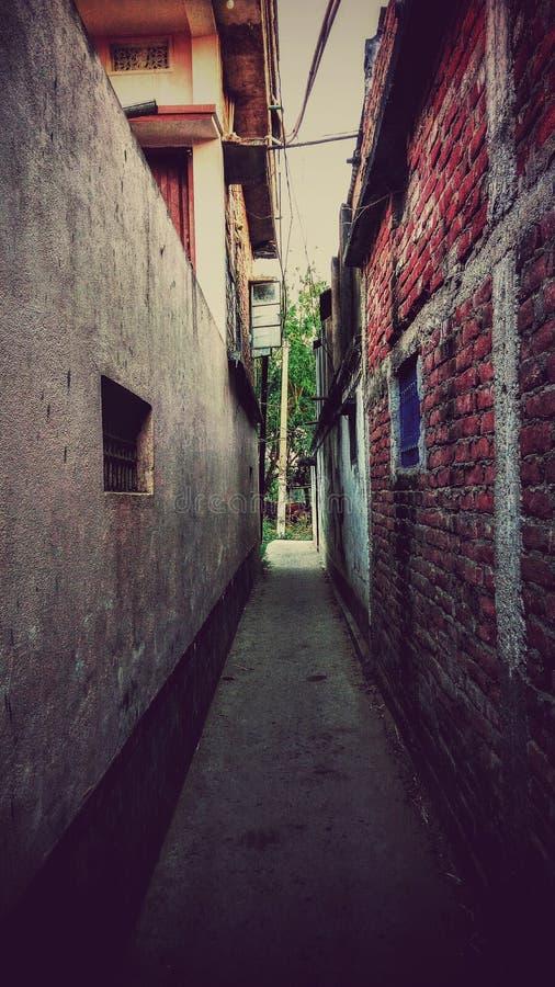 Αστική κοιλάδα στοκ εικόνες