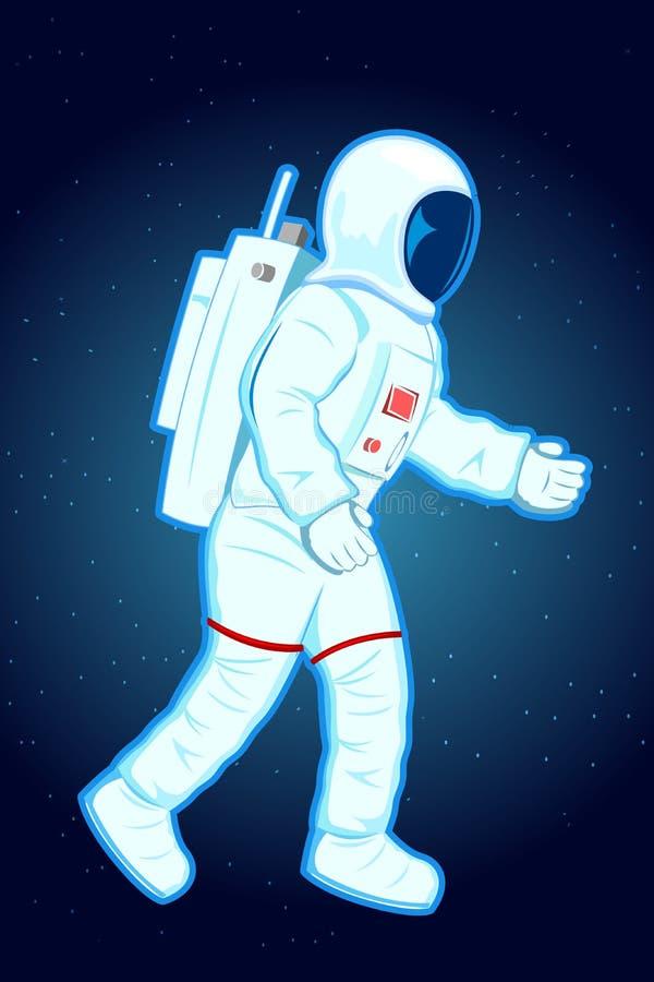 αστροναύτης απεικόνιση αποθεμάτων