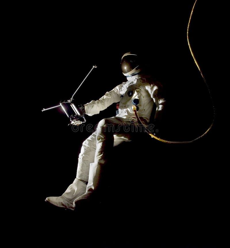 αστροναύτης στοκ φωτογραφία με δικαίωμα ελεύθερης χρήσης