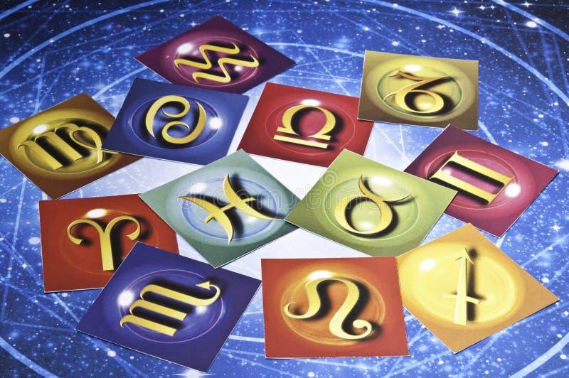 αστρολογίας στοκ φωτογραφίες