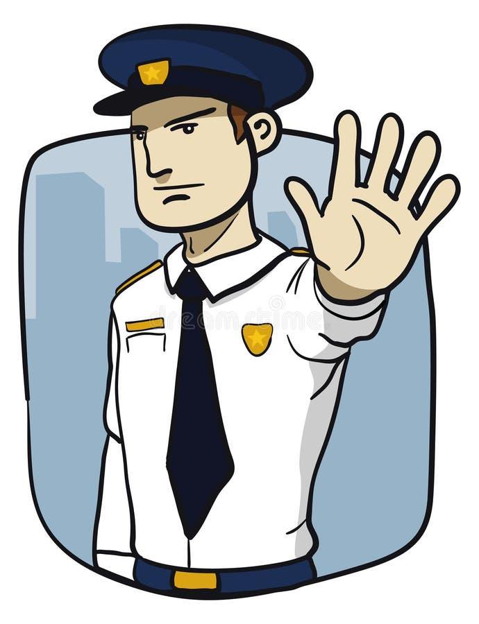αστυνομικός ελεύθερη απεικόνιση δικαιώματος
