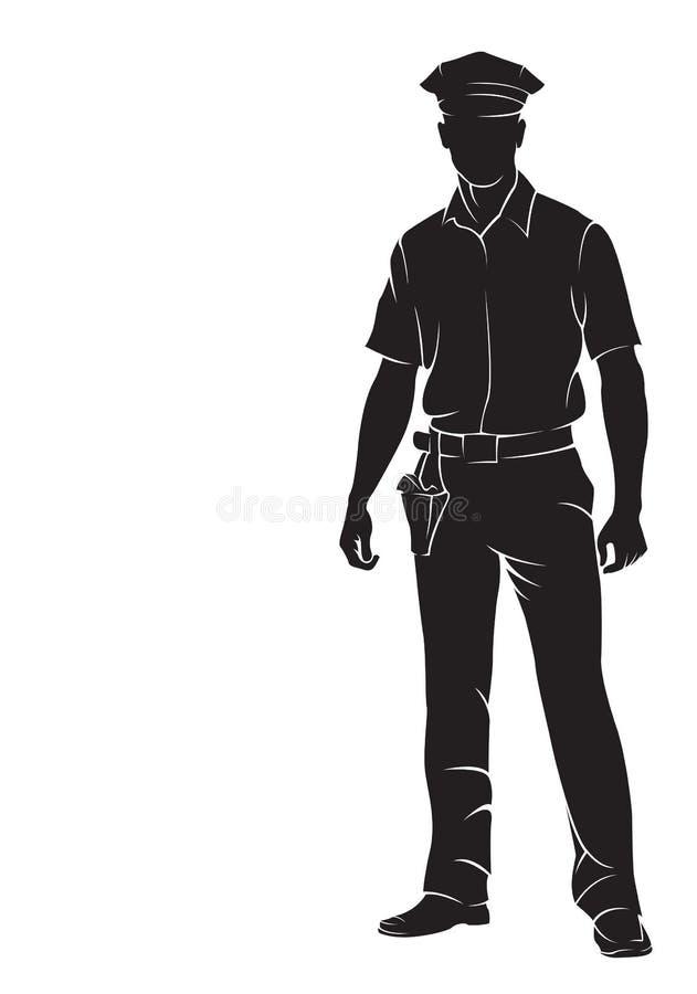 αστυνομικός απεικόνιση αποθεμάτων