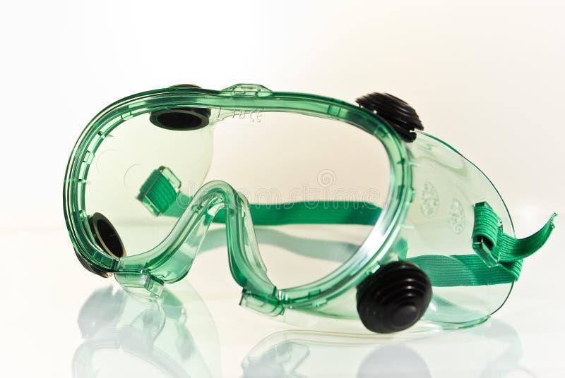 ασφάλεια γυαλιών στοκ φωτογραφία με δικαίωμα ελεύθερης χρήσης
