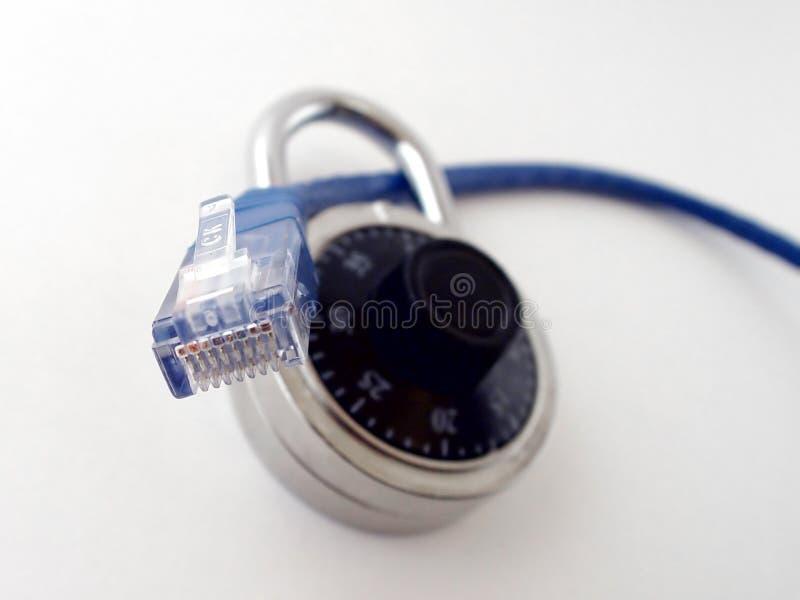 ασφάλεια Διαδικτύου στοκ φωτογραφία