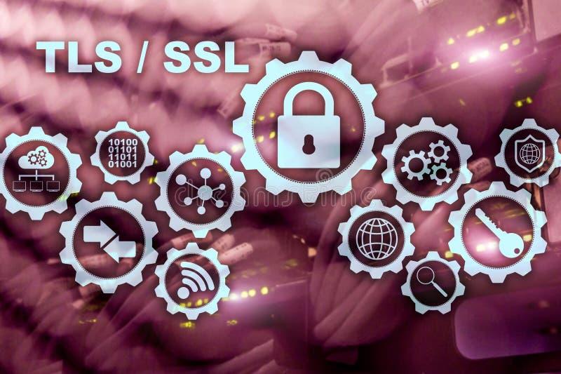 Ασφάλεια στρώματος μεταφορών Εξασφαλίστε το στρώμα υποδοχών SSL TLS τα ryptographic πρωτόκολλα παρέχουν τις εξασφαλισμένες επικοι ελεύθερη απεικόνιση δικαιώματος