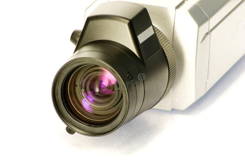 ασφάλεια videocam στοκ φωτογραφίες