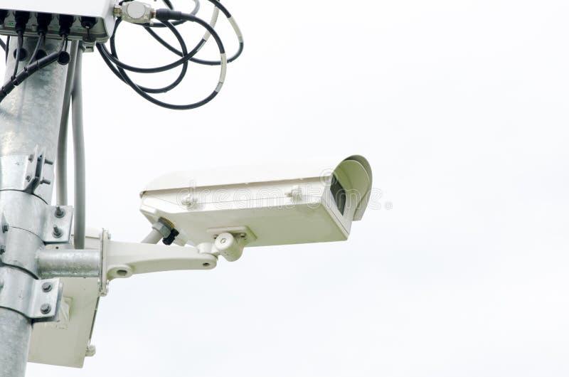 ασφάλεια αφθονίας φωτογραφικών μηχανών copyspace στοκ εικόνα