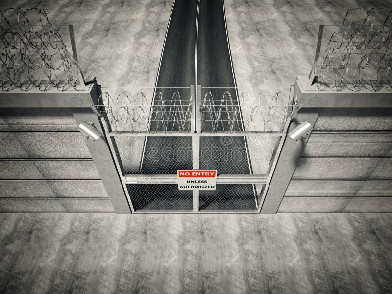 Ασφάλεια διανυσματική απεικόνιση