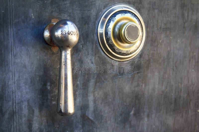 Ασφαλής κλειδαριά στοκ εικόνα