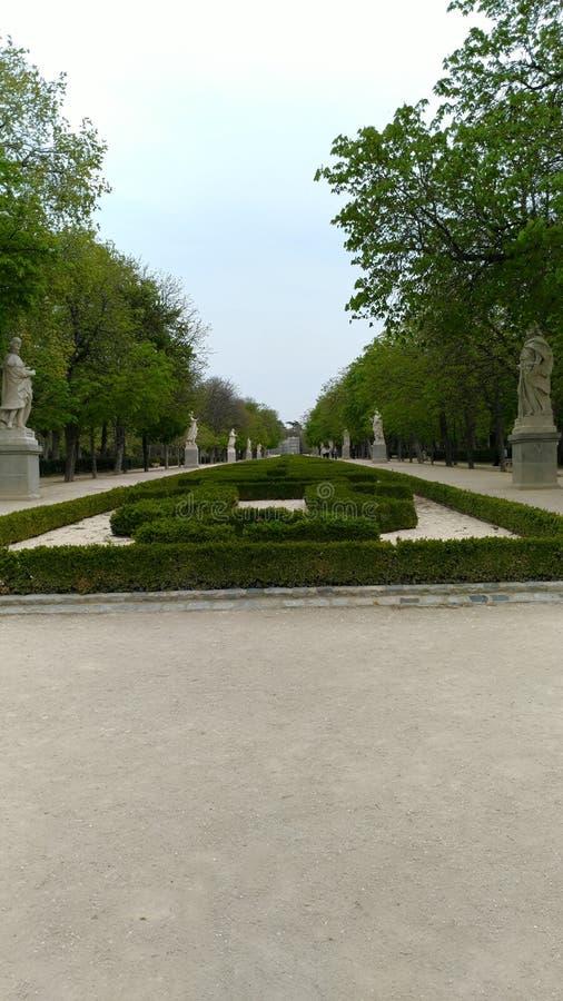 ατελείωτος κήπος στοκ εικόνες με δικαίωμα ελεύθερης χρήσης