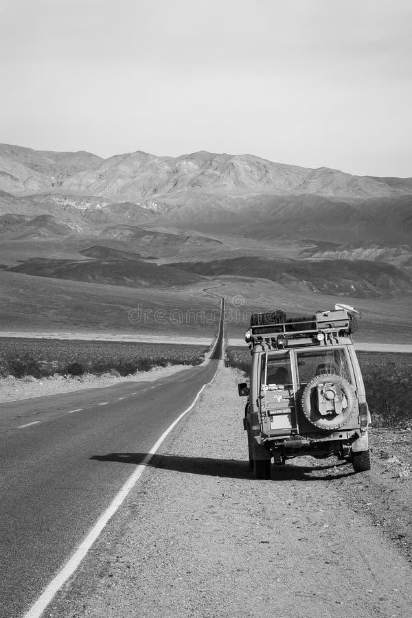 ατελείωτος δρόμος στοκ φωτογραφίες