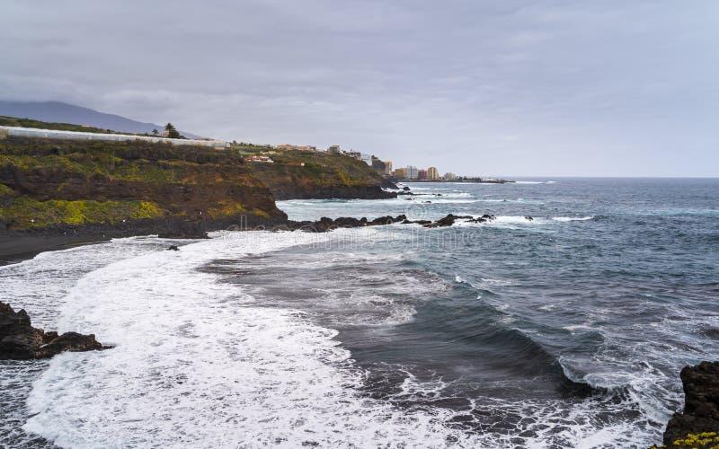 Ατλαντικός Ωκεανός, Tenerife στοκ φωτογραφίες με δικαίωμα ελεύθερης χρήσης