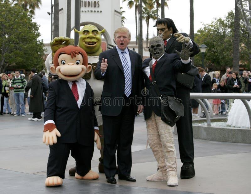 ατού του Donald στοκ εικόνα με δικαίωμα ελεύθερης χρήσης