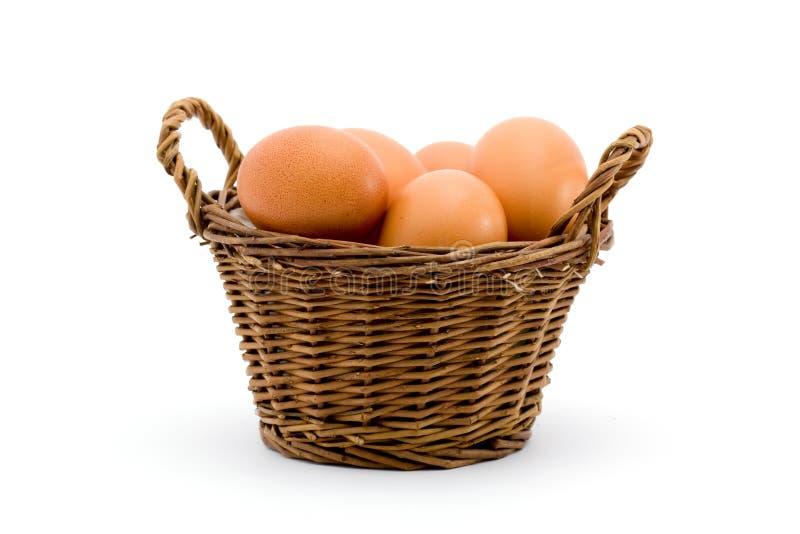 αυγά κοτόπουλου στοκ εικόνα με δικαίωμα ελεύθερης χρήσης