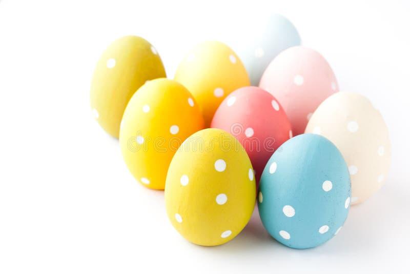 Download αυγά Πάσχας στοκ εικόνα. εικόνα από μακροεντολή, άσπρος - 17057079