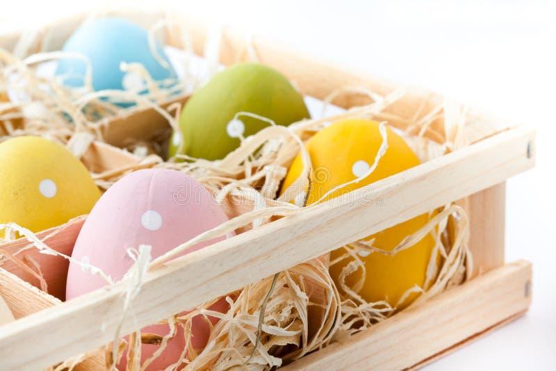Download αυγά Πάσχας στοκ εικόνα. εικόνα από πάσχα, απομονωμένος - 17057105