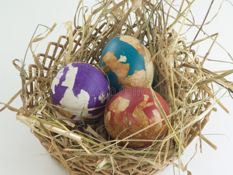 Αυγά Πάσχας Δωρεάν Στοκ Φωτογραφίες