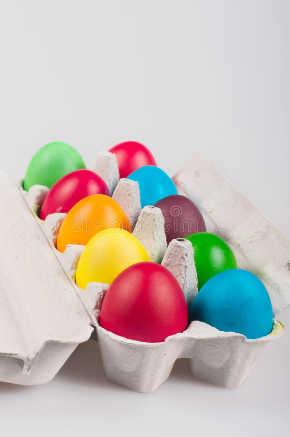 Download αυγά Πάσχας στοκ εικόνες. εικόνα από πράσινος, διακόσμηση - 22783406